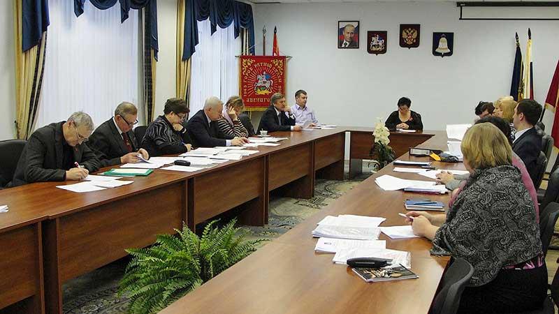 Совет депутатов городского округа Звенигород сообщает