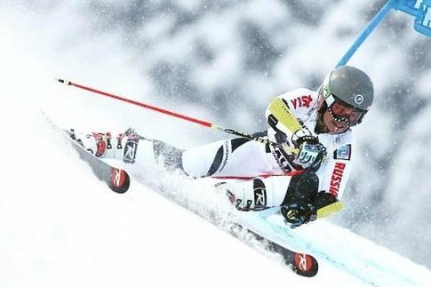 Триумф звенигородских горнолыжников