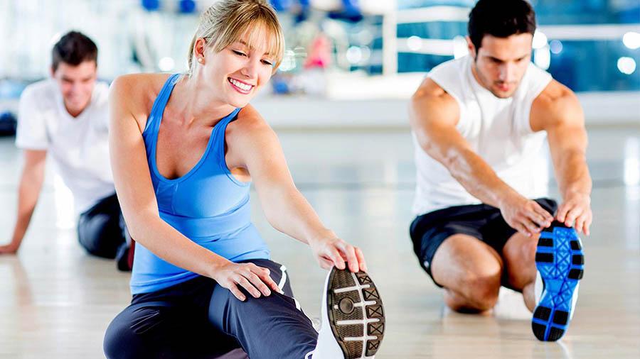 33 % жителей МО систематически занимаются физкультурой