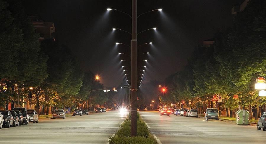 Опрос – организация нового уличного освещения