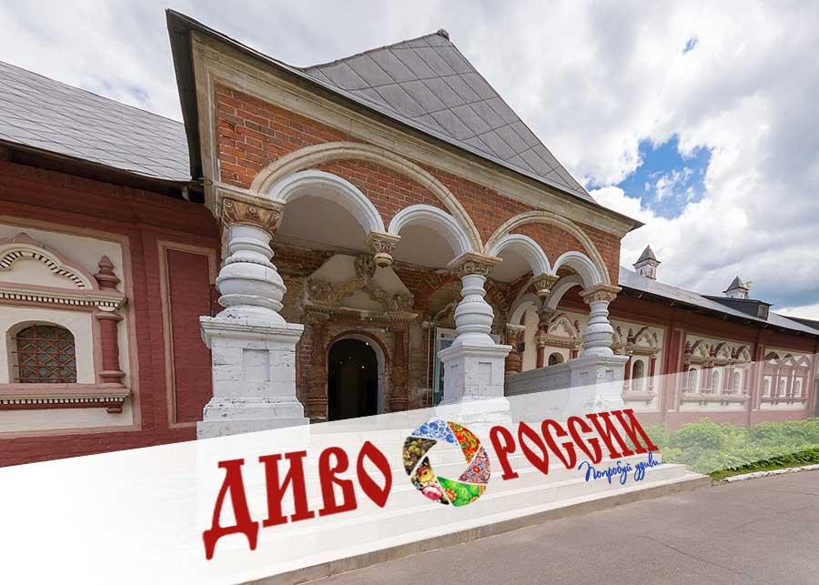 Звенигородский музей на конкурсе «Диво России»
