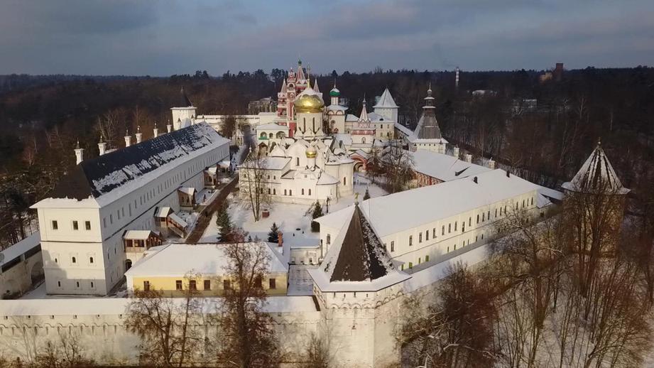 Выходные в Звенигороде