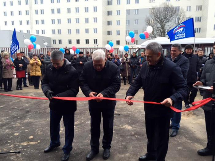 В Звенигороде 3 декабря введена в эксплуатацию новая котельная